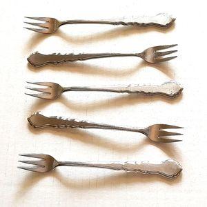 Seafood Fork International Silver American…